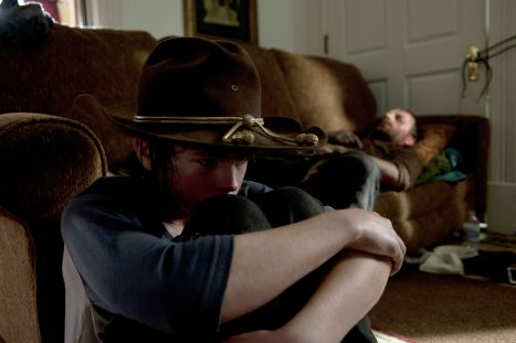 The Walking Dead 4x09 After - Carl Grimes