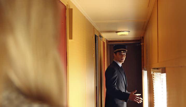 Agents of SHIELD 1x13 - El agente haciendo de maquinista
