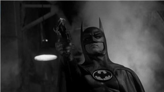 Batman en el Especial Superhéroes de la Sexta 3