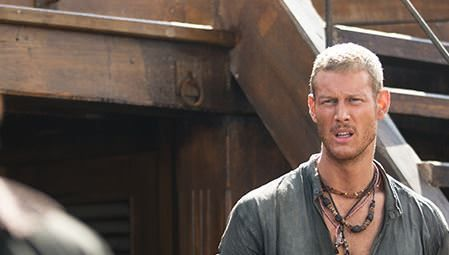 Black Sails 1x05 Billy Bones