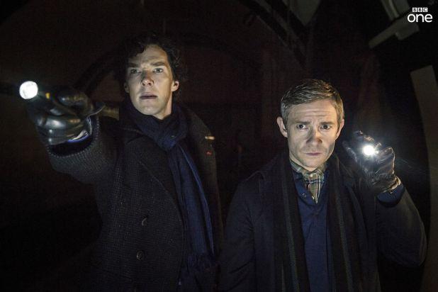 Temporada 3 de Sherlock