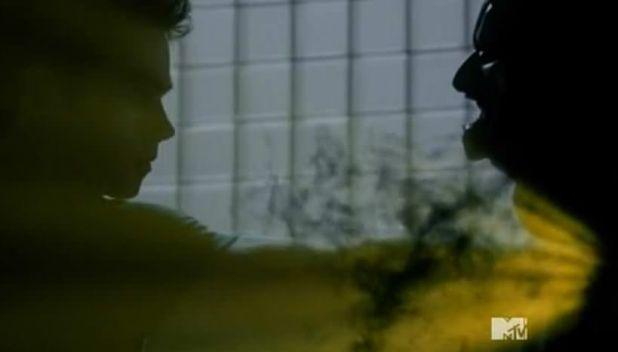 Teen Wolf 3x17 Stiles elimina a un Oni