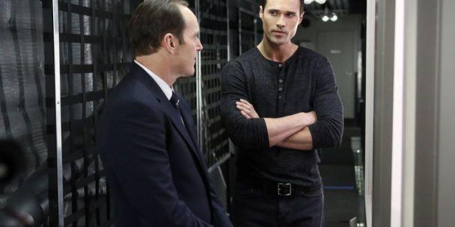 Agents of SHIELD 1x14 Tahiti - Ward y Coulson