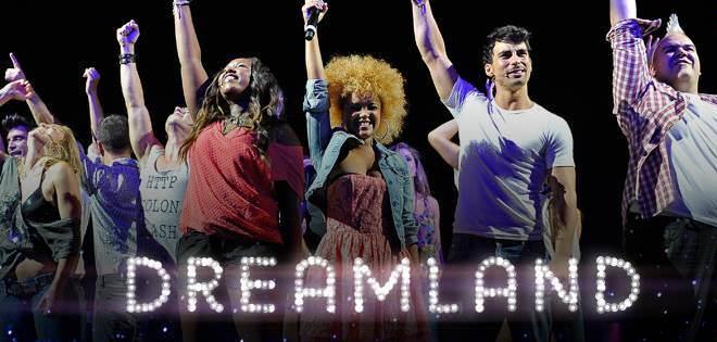 Dreamland en Cuatro