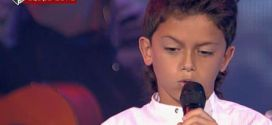 La Voz Kids David