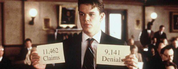Legítima defensa de Matt Damon