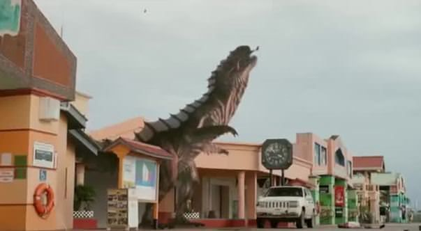 Poseidon Rex estreno abril 2014