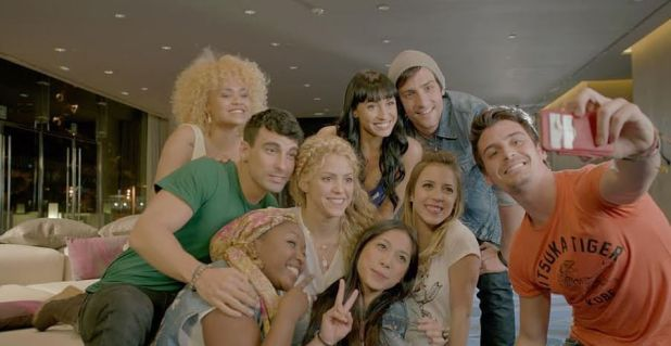 Shakira estará en Dreamland