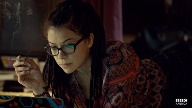 Orphan Black enciende motores de cara a su segunda temporada: Cosima Niehaus