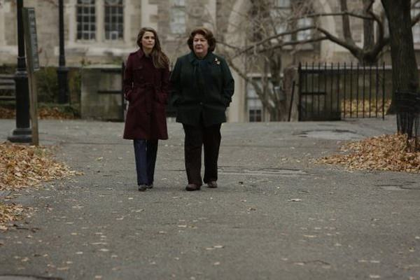 The Americans 2x04 - Elisabeth y Claudia se reencuentran