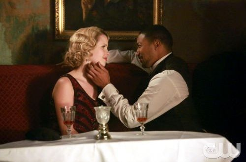 The Originals 1x15 Le Gran Guignol - Marcel y Rebekah