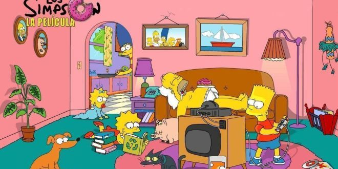 The Simpsons pelicula