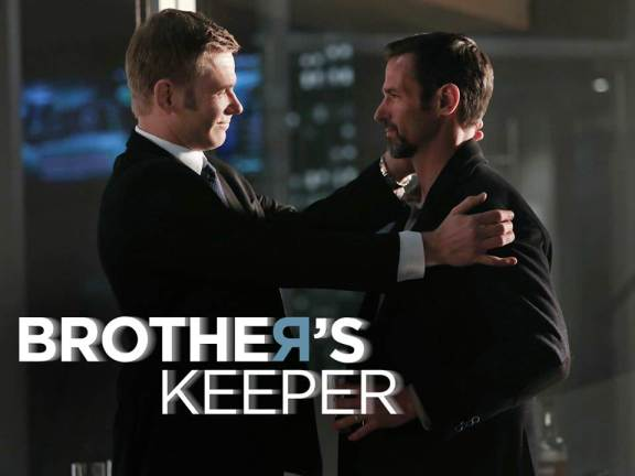 The Tomorrow People 1x14 Brother's keeper - Jedikiah y Roger