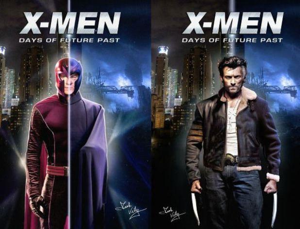 X-Men: Days of Future Past - Magneto y Loberno