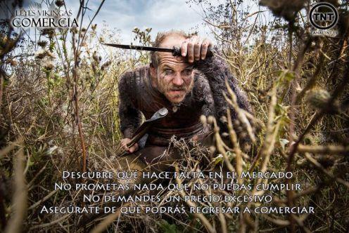 Ley comercio Vikingos