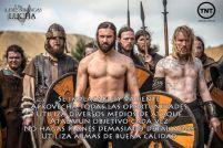 Ley lucha Vikingos