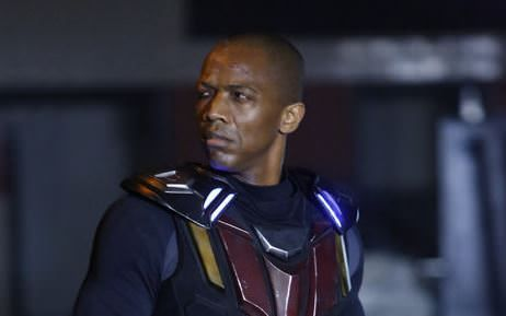 Agents of SHIELD 1×16 End of The Beginning - Deathlok