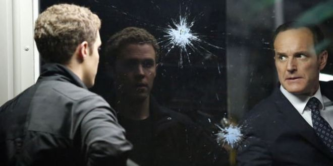 Agents of SHIELD 1x17 Turn, turn, turn - Fitz y Coulson