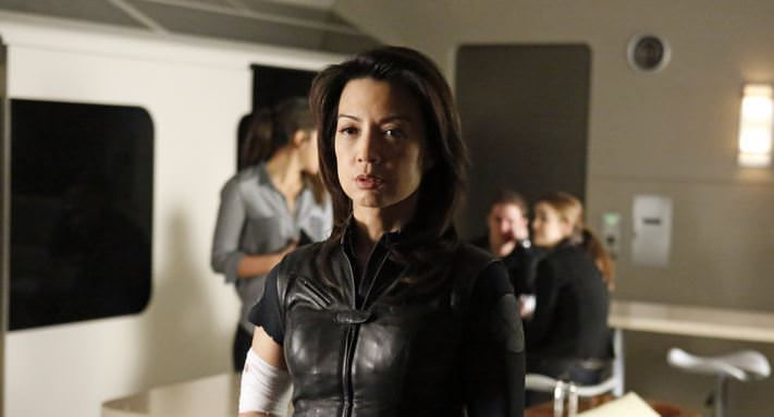 Agents of SHIELD 1x17 Turn, turn, turn - Melinda May