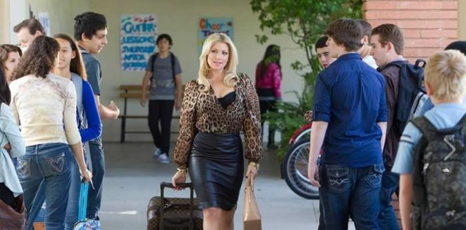 Crítica de Bad Teacher de CBS