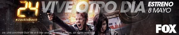 Jack Bauer y 24 Live Another Day en FOXtv