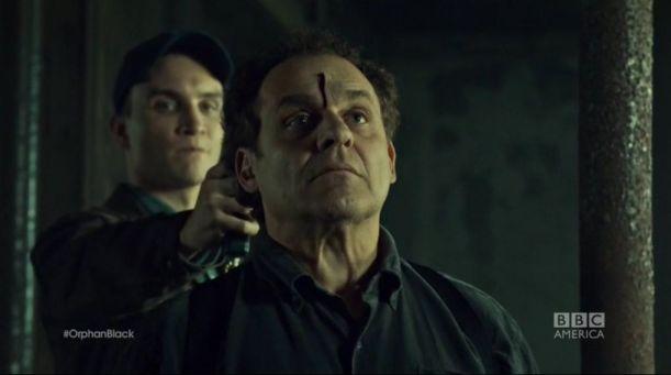 Orphan Black 2x02: Los 'proletheans' demuestran que son igual de peligrosos que los de DYAD.