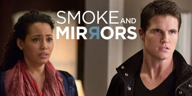 The Tomorrow People 1x18 Smoke and Mirrors