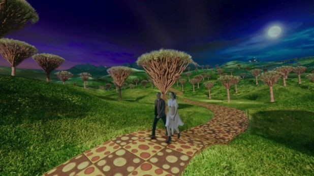 Crítica de Once Upon a Time in Wonderland: Los chromas y su mala iluminación acentúan su cutrez