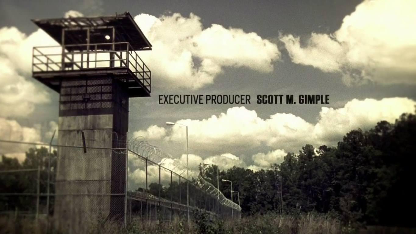 Entrevista a Scott Gimple, showrunner de The Walking Dead - Su nombre en los títulos de cabecera