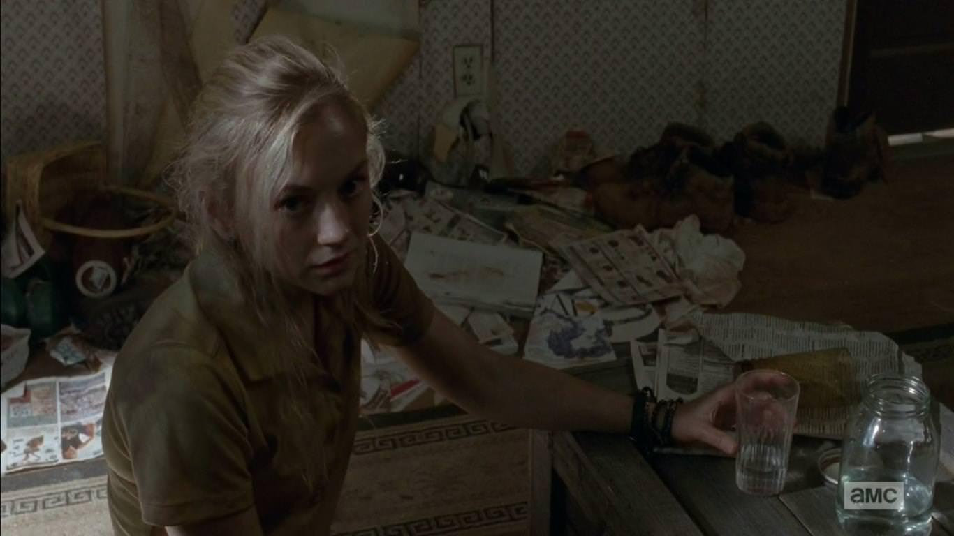 Entrevista a Scott Gimple, showrunner de The Walking Dead - El destino de Beth se conocerá durante la quinta temporada