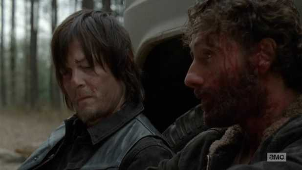 Entrevista a Scott Gimple, showrunner de The Walking Dead - Daryl es un personaje que no aparece en los cómics