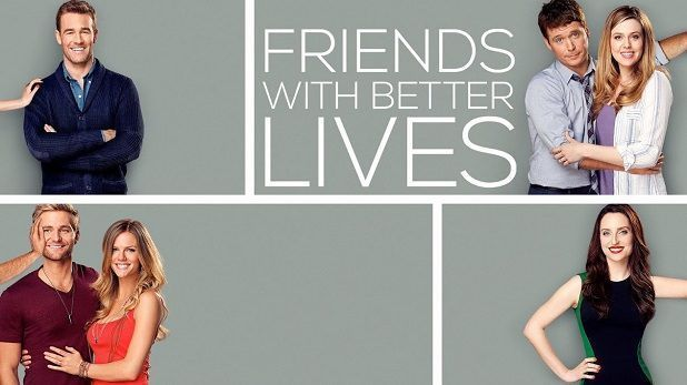 Crítica de Friends with Better Lives: Otra comedia de amigos
