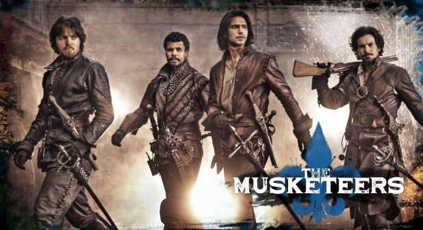 The musketeers - Poster