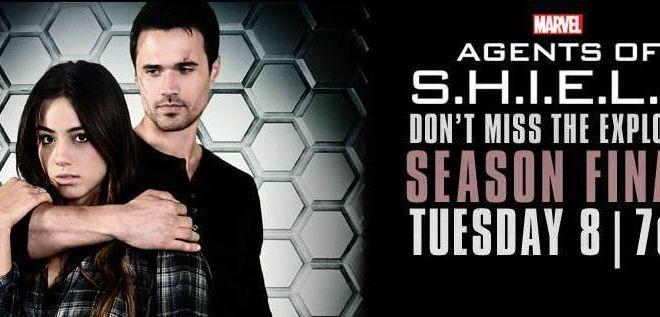 Agents of SHIELD 1×21 Ragtag - Season finale