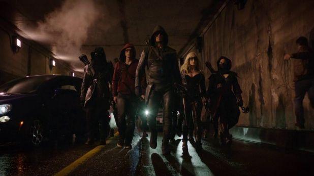 Crítica de la segunda temporada de Arrow: El Team Arrow se refuerza como mejor sabe