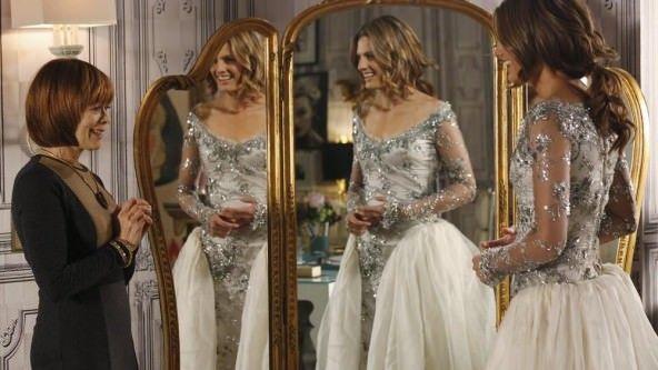 Escena de la temporada 6 de Castle - Season finale