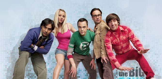 Las cadenas y shows más pirateados en USA - The Big Bang Theory