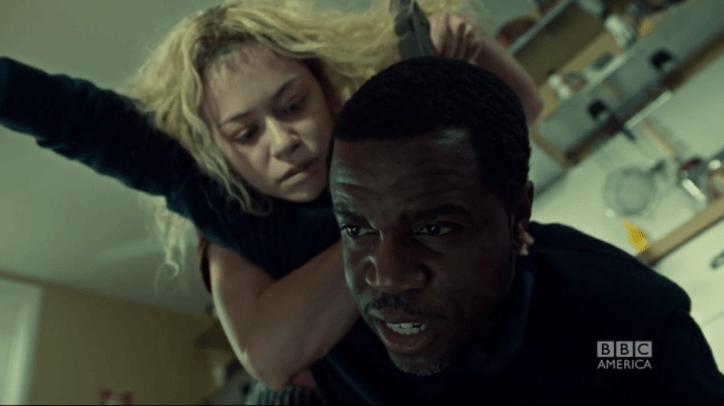Orphan Black 2x05: Helena se las arregla para escapar una vez más.