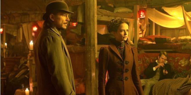Penny Dreadful se estrena con buena audiencia