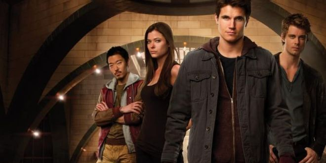 The Tomorrow People 1x22 Son of Man - Season finale