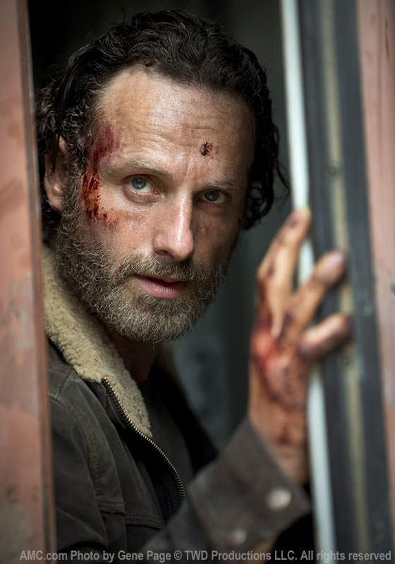 The Walking Dead - Temporada 5 - Rick