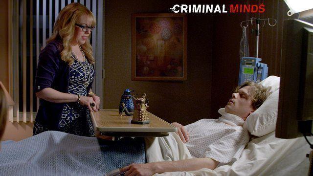 Season finale de la temporada 9 de Criminal Minds