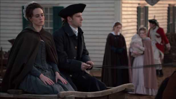 Recta final de Turn de AMC - Abe y Anna se dirigen a Nueva York