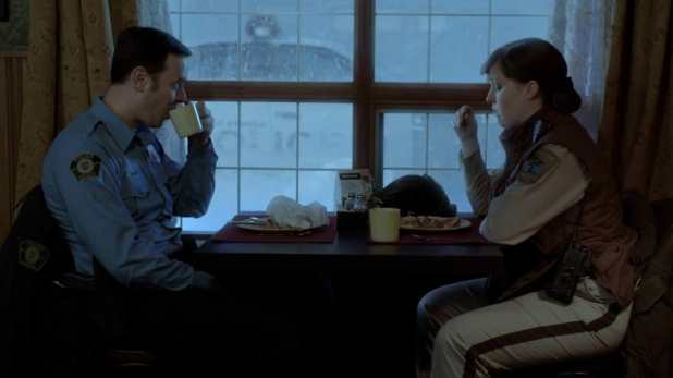 Recta final de Fargo de FX - Molly y Gus