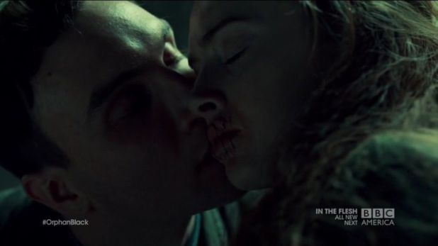 Orphan Black 2x05: Los extremistas han cosido la boca a Grace hasta que cuente qué pasó realmente con Helena.
