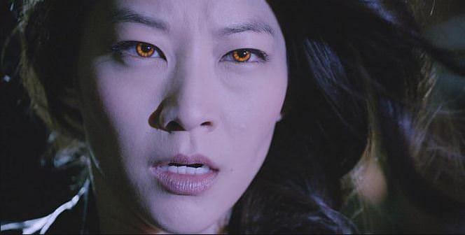 Arden Cho es Kira en Teen Wolf