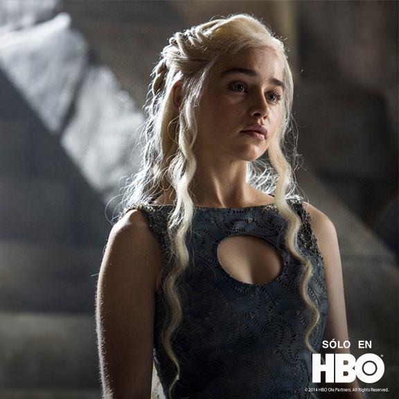 Daenerys en Juego de Tronos 4x10 The Children