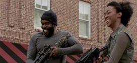 Risas en The Walking Dead