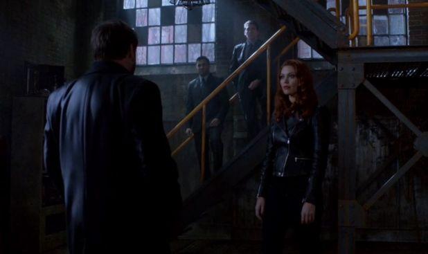 Crítica de la Novena Temporada de Supernatural: Una de las tramas mejor llevadas ha sido la lucha entre Crowley y Abaddon por el control del Infierno.