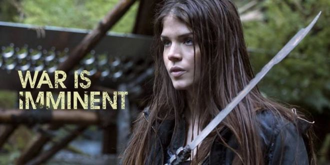The 100 1x13 We are Grounders (2) - Octavia